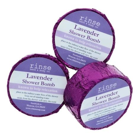 Shower Bomb Lavender 1.5oz