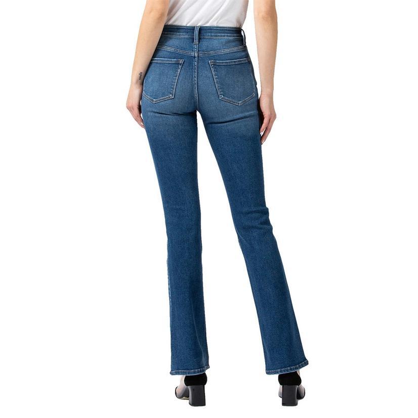 Vervet High Rise Bootcut Women's Jeans