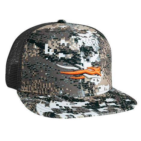 Sitka Trucker Hat Optifade Elevated