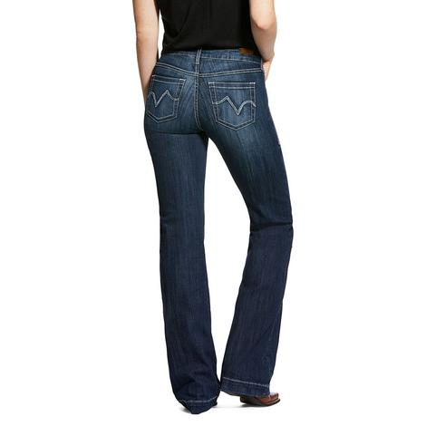 Ariat Bianca Dark Wash Women's Trousers