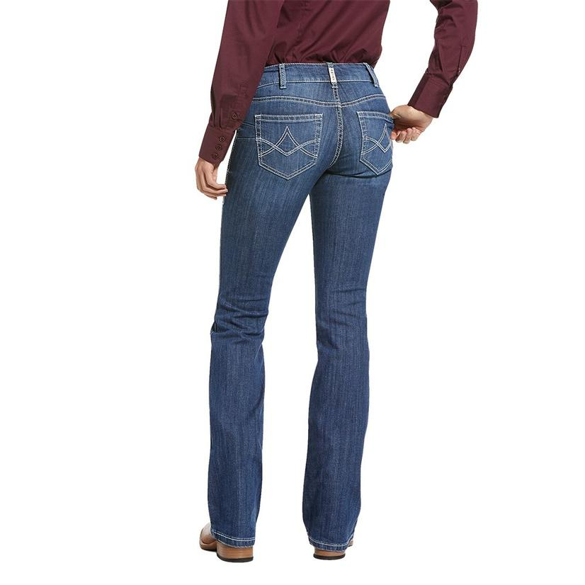 Ariat Emilia Real Bootcut Women's Jeans