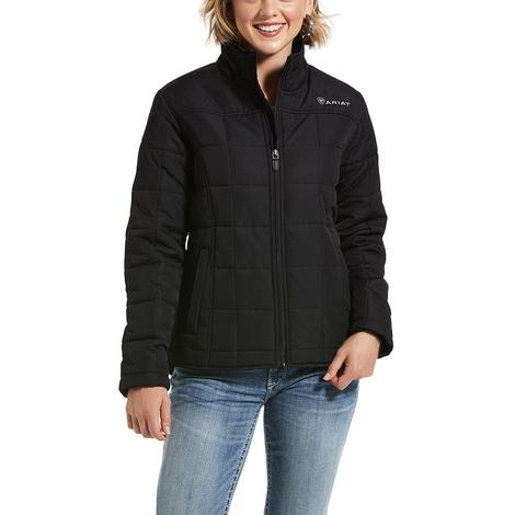 Ariat R.E.A.L. Crius Black Quilted Women's Jacket
