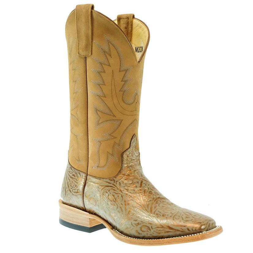Macie Bean Copper Tool Women's Boots
