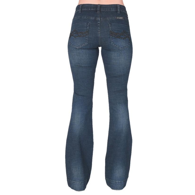 Cowgirl Tuff Charisma Dark Wash Trouser