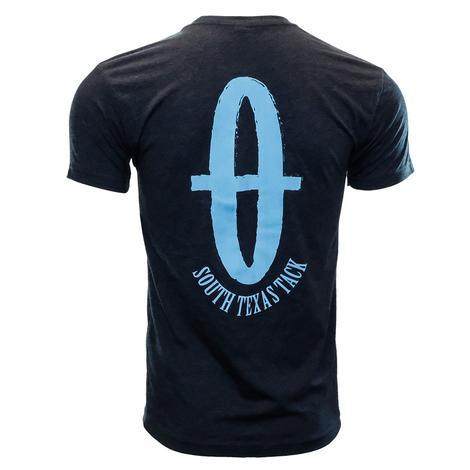 STT Midnight Navy Bar Nothing Logo T-Shirt