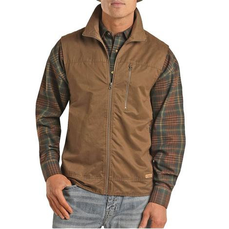 Powder River Camel Rancher Men's Vest