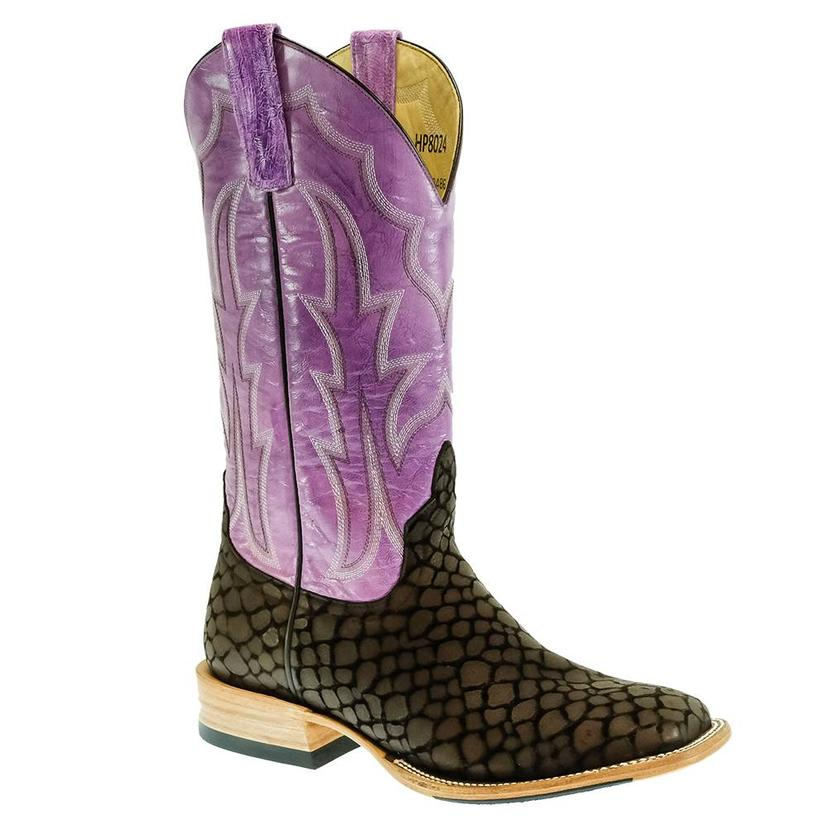 Horsepower Men's Purple Dark Lochness Boot