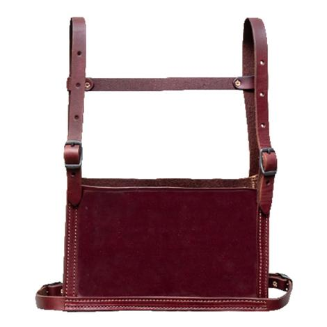 Sullivan Supply Brown Leather Exhibitor Harness