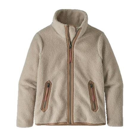 Patagonia Divided Sky Women's Jacket - Natural and Tan