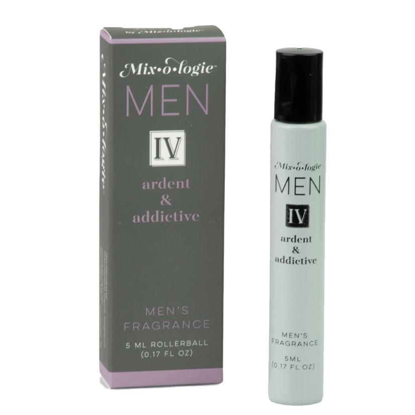 Mixologie Ardent And Addictive Roller Ball Men's Fragrance 5ml