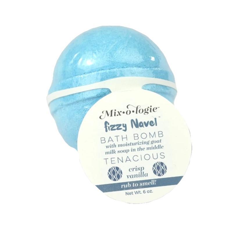 Mixologie Fuzzy Navel Tenacious Bath Bomb
