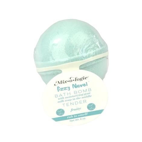 Mixologie Fizzy Navel Tender Bath Bomb