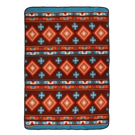 El Paso Fleece Lodge Blanket #15
