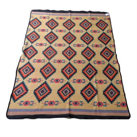 El Paso Fleece Lodge Blanket #27A