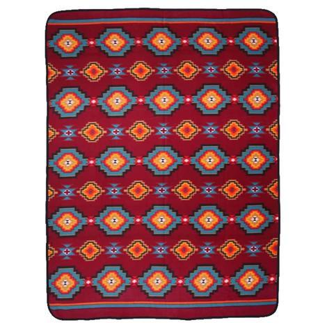 El Paso Fleece Lodge Blanket #28B
