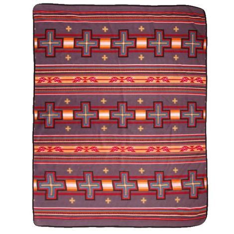 El Paso Fleece Lodge Blanket #7