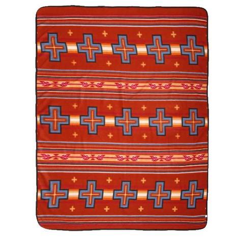 El Paso Fleece Lodge Blanket #8