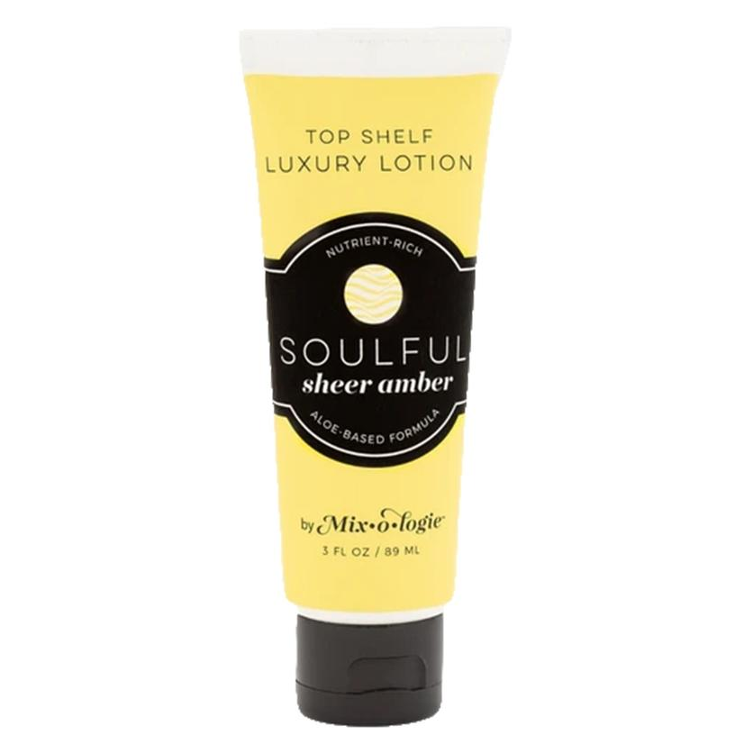 Mixologie Soulful Top Shelf Luxury Lotion 3oz