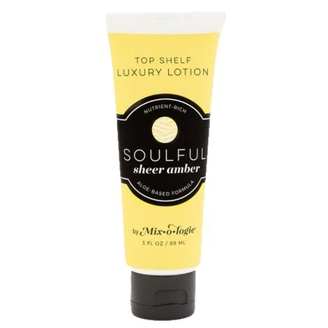 Mixologie Soulful Top Shelf Luxury Lotion 3oz
