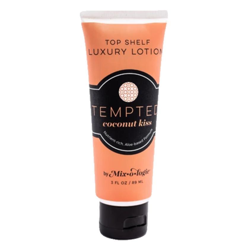 Mixologie Tempted Top Shelf Luxury Lotion 3oz