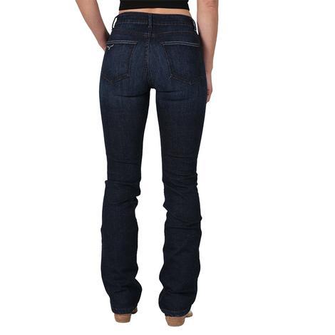 Kimes Ranch Audrey Performance Low Rise Bootcut Women's Jeans