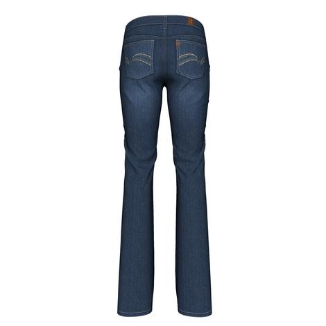 Wrangler Aura Jodie Midrise Instantly Slimming Women's Jeans