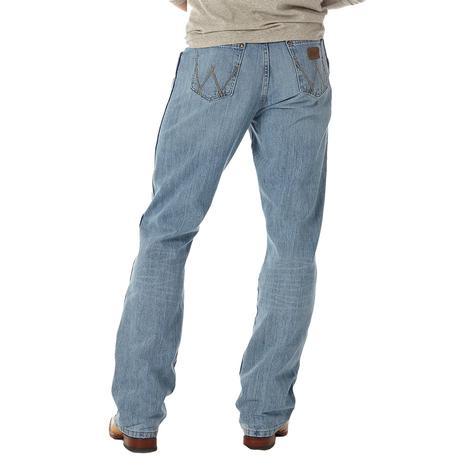 Wrangler Retro Bootcut Crest Wash Men's Jeans