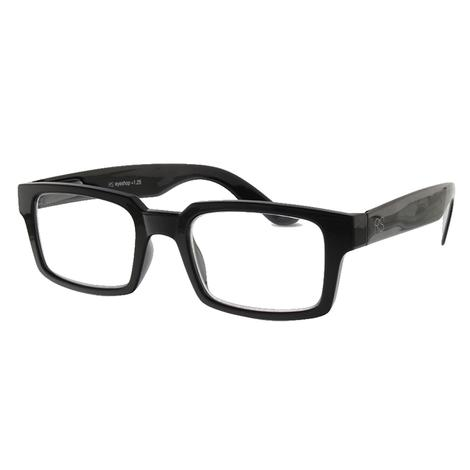 RS Readers Poly Carbonate Black and Grey