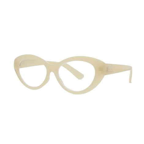 RS Readers Beige Poly Carbonate