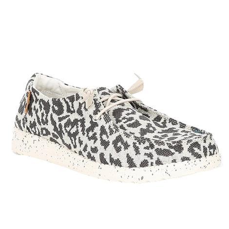 Hey Dude Wendy Cheetah Women's Shoes