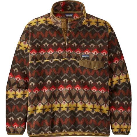 Patagonia Men's Logwood Brown Pullover