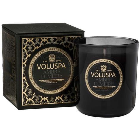 Voluspa Classic Maison Boxed Candle Ambre Lumiere