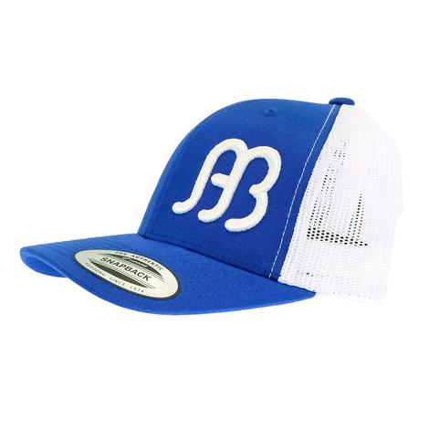 Anderson Bean Royal Blue and White Meshback Cap