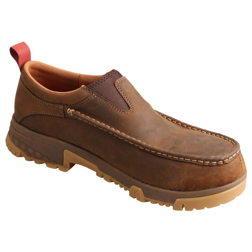 Twisted X Composite Toe Slip On Men's Work Shoe