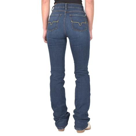 Kimes Ranch Sarah High Rise Fitted Thigh Women's Jeans