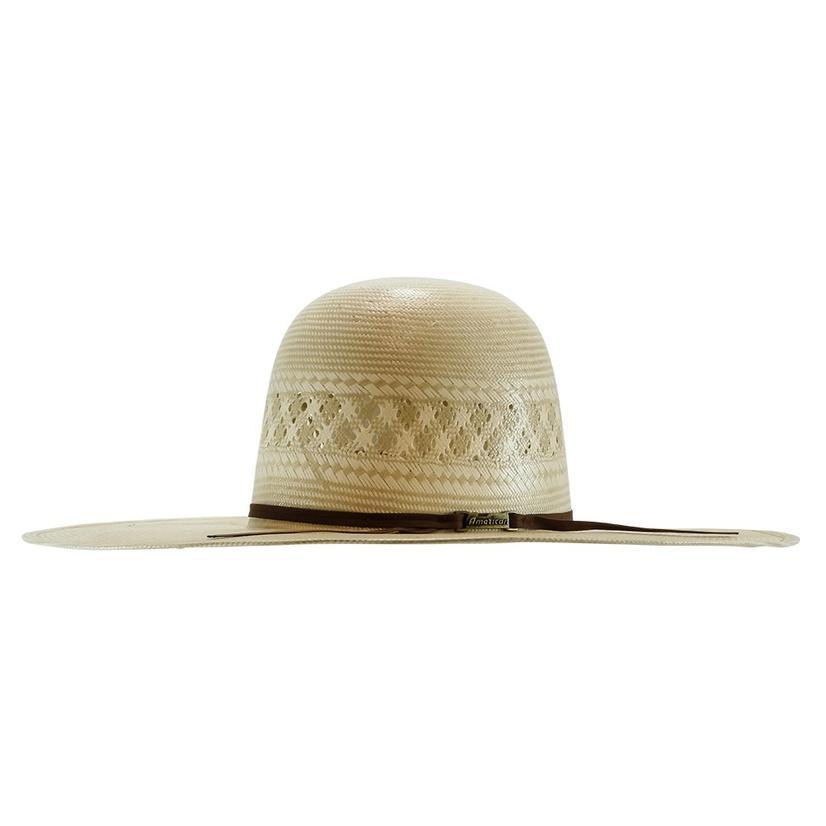 American Hat Company 4.5 Brim Straw Cowboy Hat