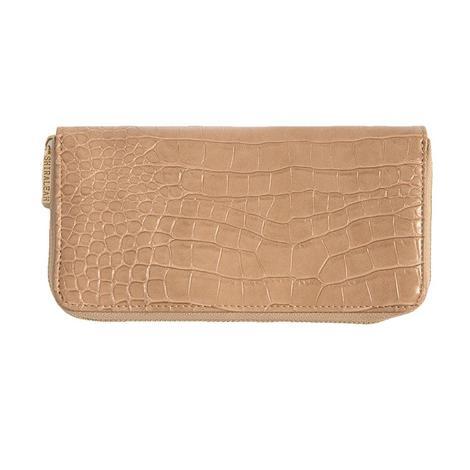 Shiraleah Carter Zip Wallet in Blush