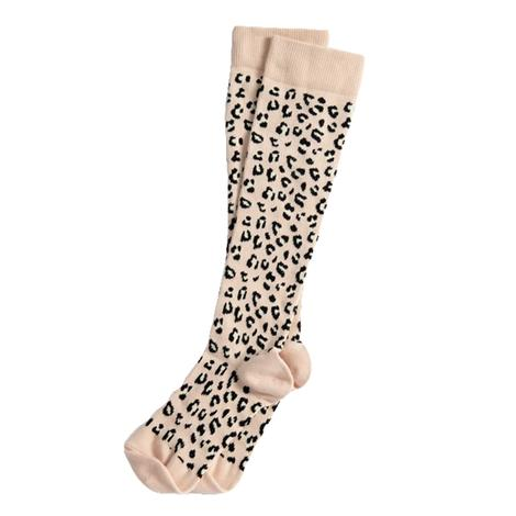 Shiraleah Compression Socks in Leopard