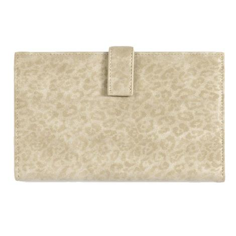Shiraleah Rowe Travel Wallet in Gold
