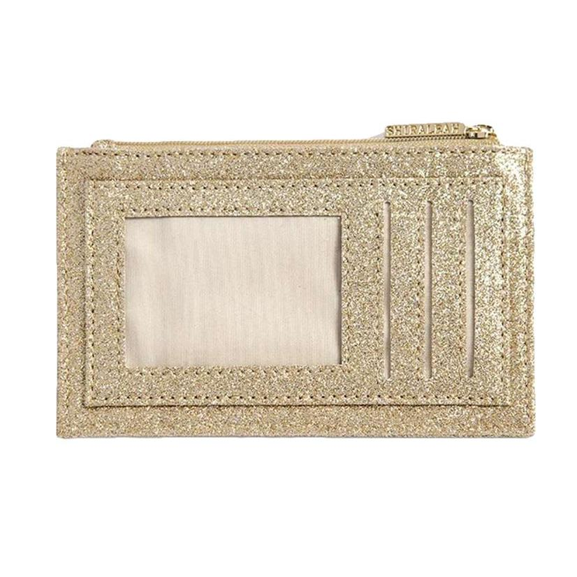 Shiraleah Sparks Card Case In Gold