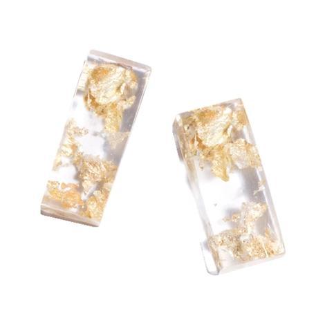 Shiraleah Greta Womens Earrings in Gold