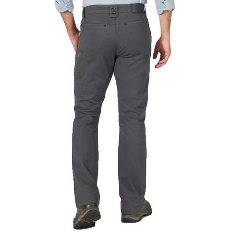 Wrangler Grey Reinforced Utility Men's Pants