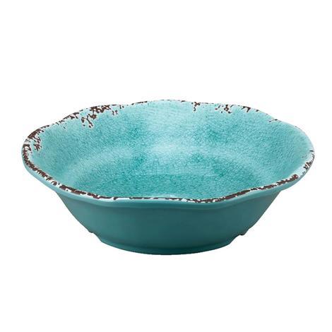 Crackle Melamine Turquoise 7
