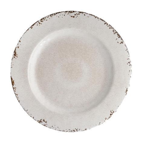 Crackle Melamine Cream 11