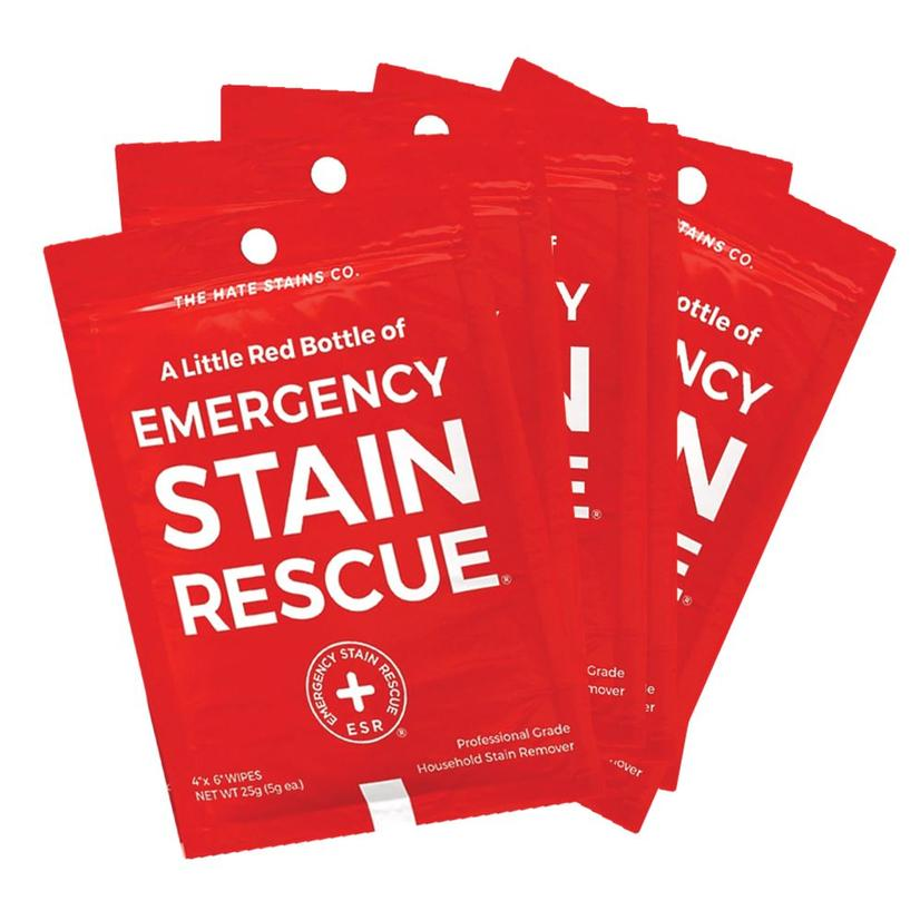 Emergency Stain Rescue 5- Pack Single Use