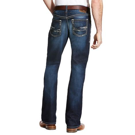 Ariat Mens Jeans in Light Wash