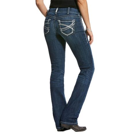 Ariat Womens Jeans in Dresden Ivy