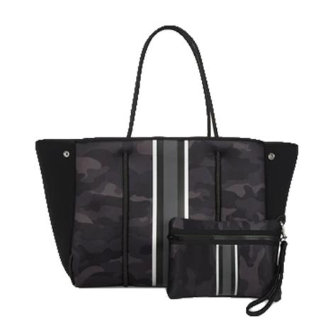 Haute Shore Greyson Elite Women's Handbag in Black Camo