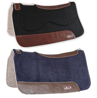 Classic Equine Zone Series Suede Top Pad
