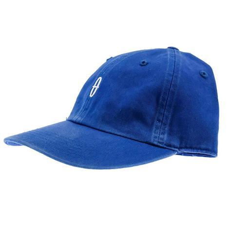 STT Royal Blue Cap With White Bar Nothing Logo